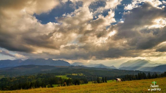 Tatry pogrążają się w chmurach, a my żegnamy Tatry Bielskie