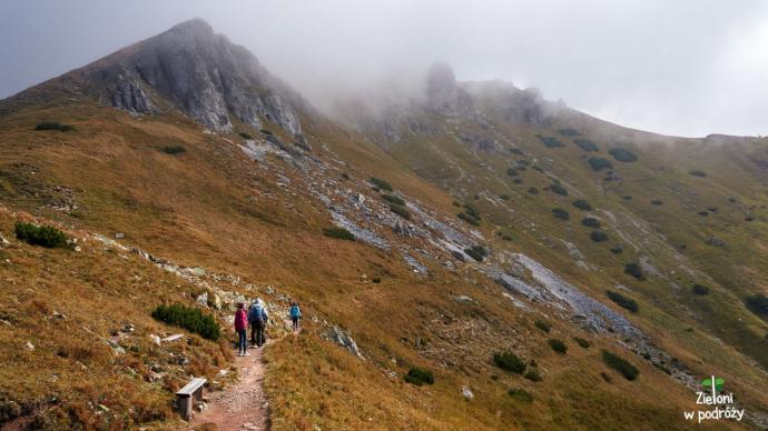 Uroki jesieni w Tatrach Bielskich