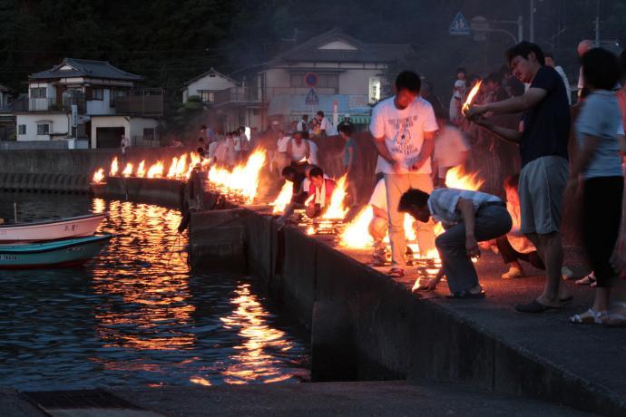 Festiwal Bon w Japonii