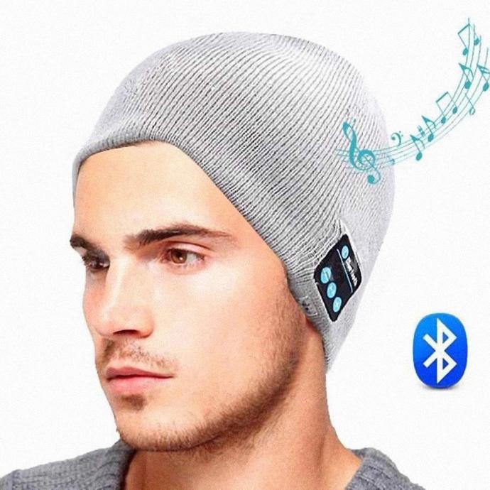 Czapka Bluetooth