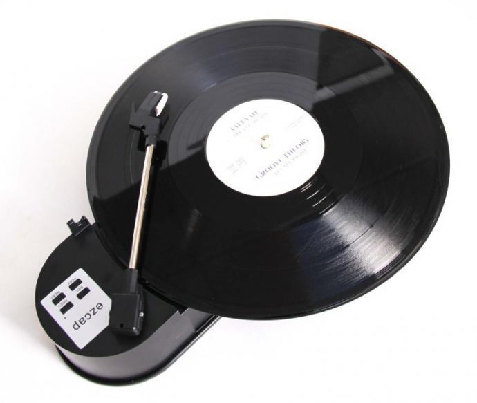 Gramofon przenośny
