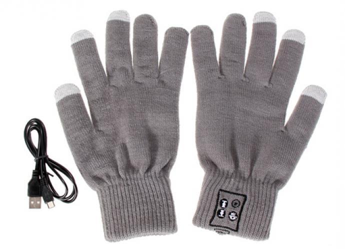 Rękawiczki Buetooth