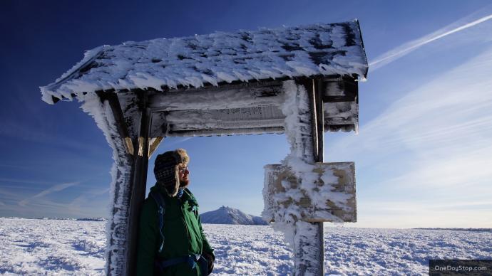 W ramce ze Śnieżką
