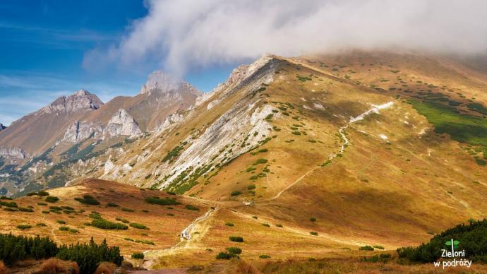 Tatry Bielskie były miłym akcentem w mało udanej jesieni