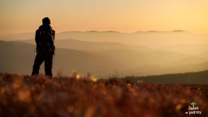 Wielkie Jasło w Bieszczadach i ostateczne pożegnanie jesieni