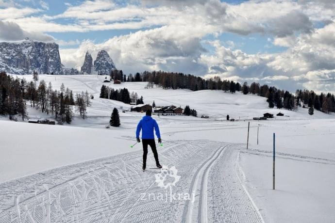 Malga - centrum tras narciarskich