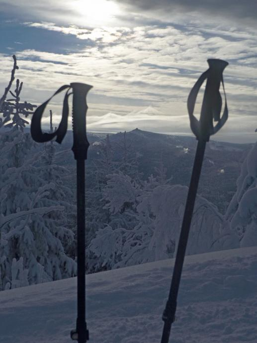 Góry zimą mają to coś