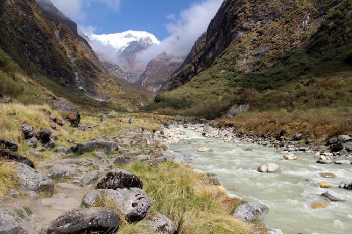 Rzeka Modi Khola