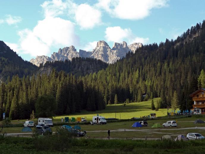 Camping Alla Baita