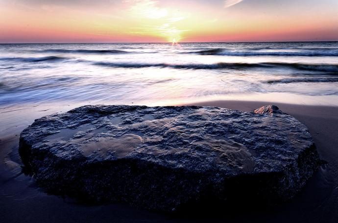Zachód Słońca - tak go widzi aparat