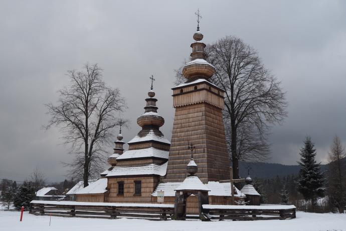 Cerkiew w Kwiatoniu (2. poł. XVII w.)