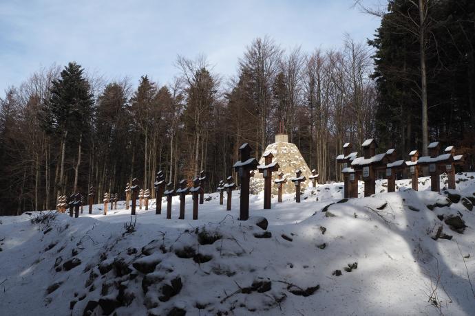Cmentarz wojenny nr 58