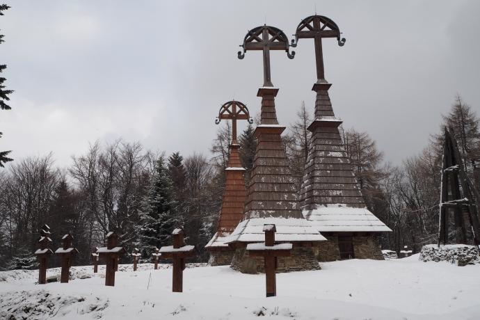 Cmentarz z okresu I wojny światowej na Rotundzie