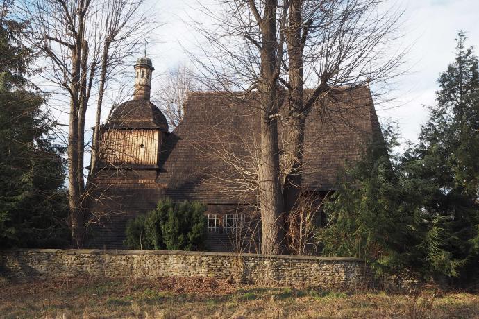 Kościół św.św. Filipa i Jakuba w Sękowej, 1520 r.
