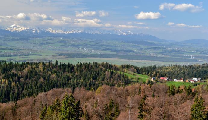 Tatry Zachodnie i Podhale