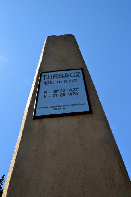 Nowa tabliczka na obelisku