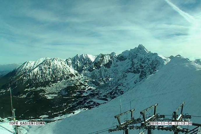 Dolina Gąsienicowa z Kasprowego Wierchu