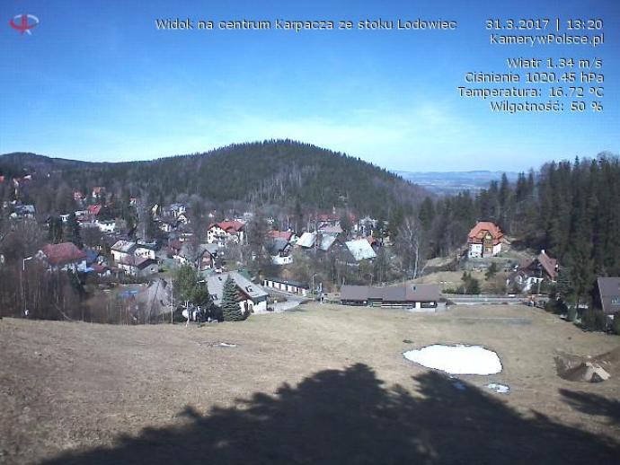 Karpacz - Stok narciarski Lodowiec