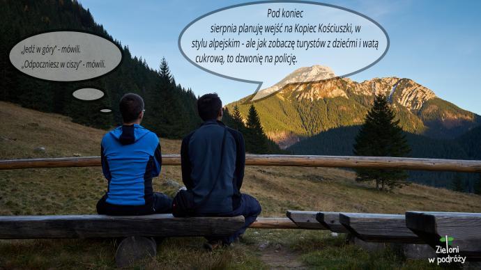 Byliście już na Kopcu Kościuszki w stylu alpejskim?