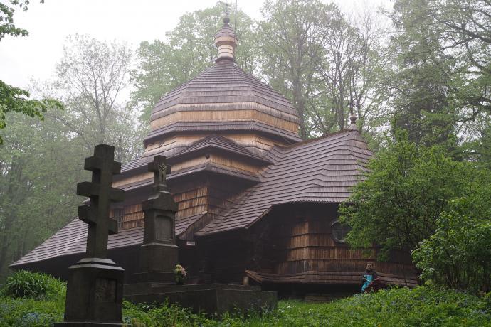 Kiedyś ulucka cerkiew była uważana za najstarszą w Polsce
