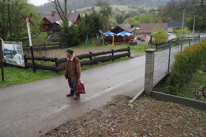 Stacja Cisna