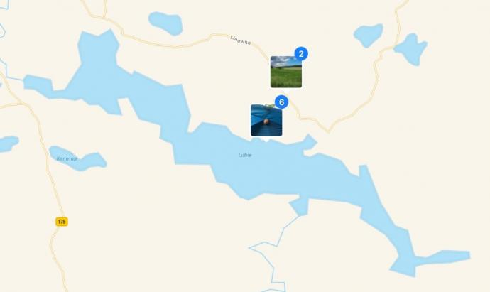 Jezioro Lubie