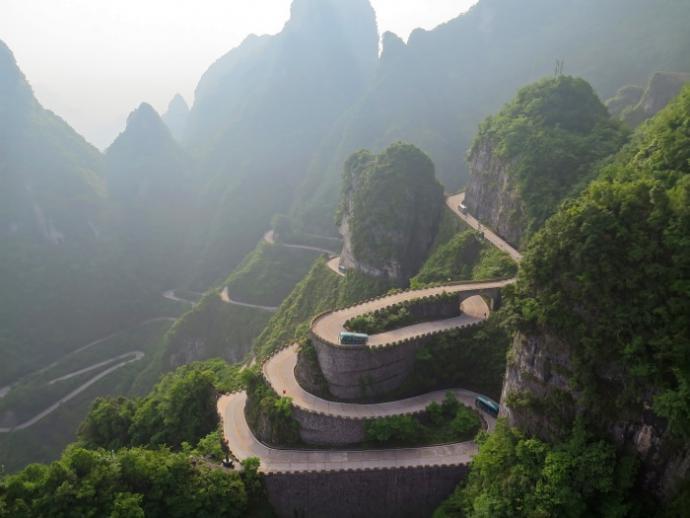 Tongtian Highway