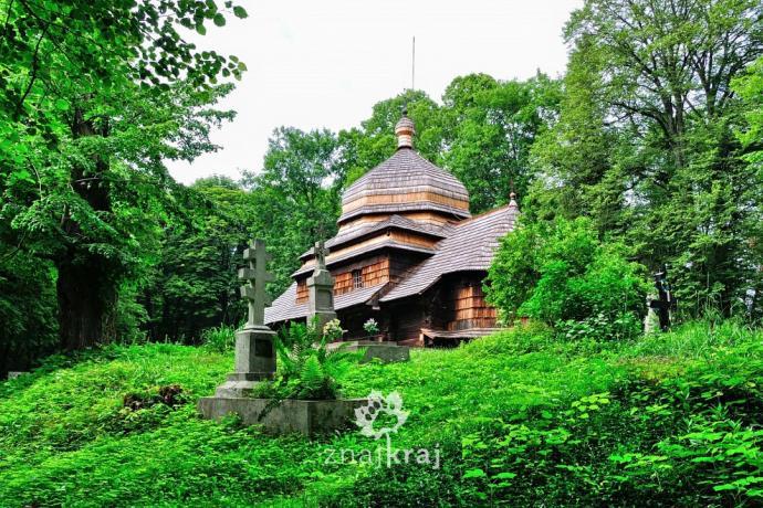 Cerkiew św. Dymitra w Uluczu. Fot. Szymon Nitka, Znajkraj