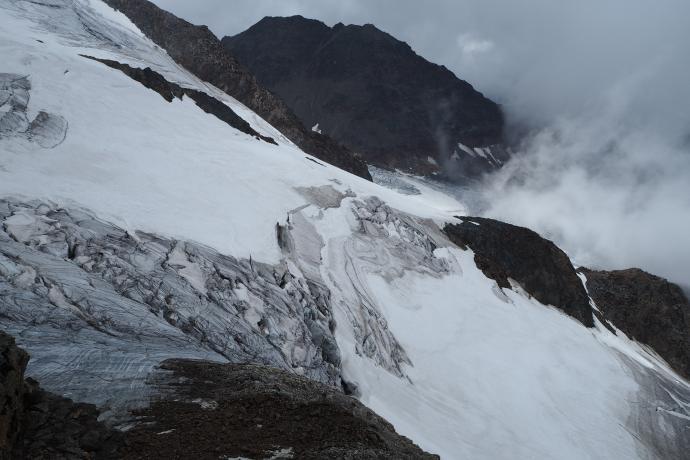 Lodowce alpejskie z roku na rok się cofają. Może jesteśmy ostatnim pokoleniem, które może sieszyć się takim widokiem?