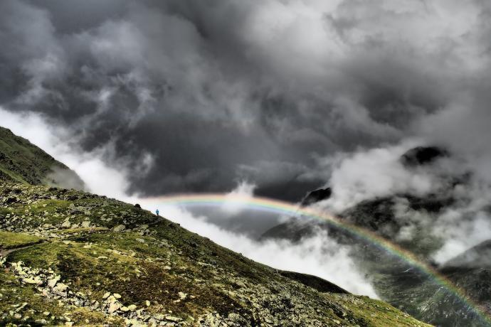 60. W górach  jest wszystko, co kocham...