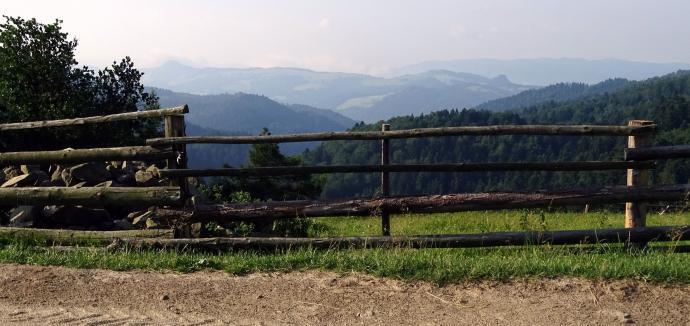 Na Przełęczy Przysłop