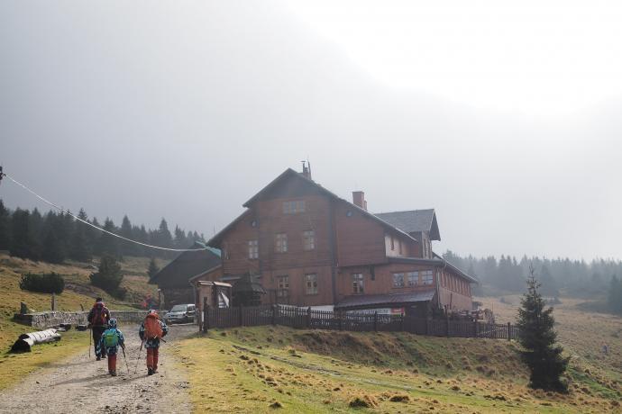 """Schronisko PTTK """"Na Śnieżniku"""" to jedno z najstarszych polskich schronisk"""