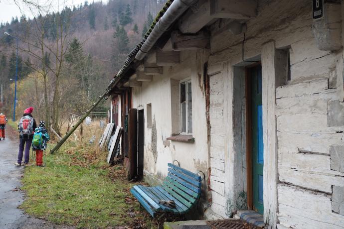 Wieś Bielice - stąd ruszamy na Kowadło