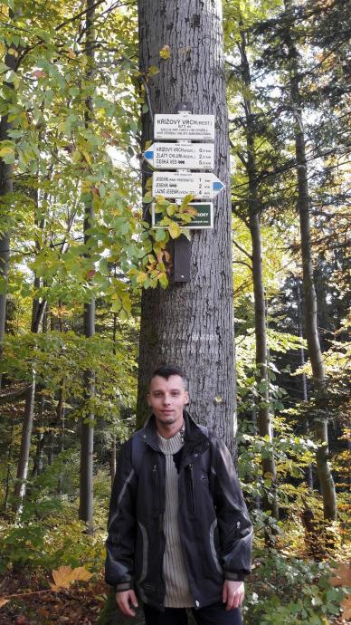Křížový vrch - szósty szczyt