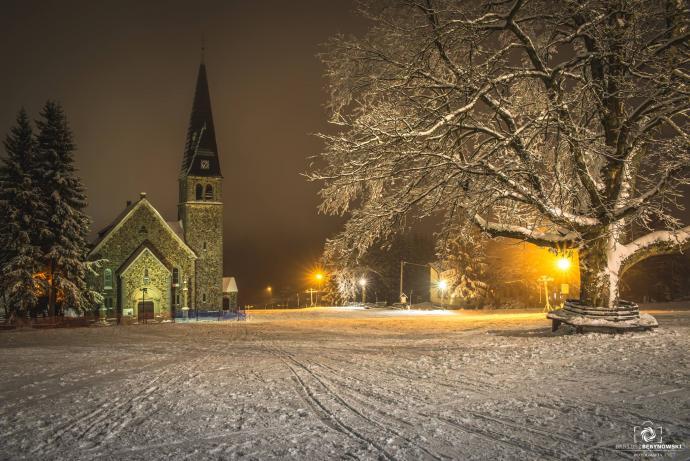 Zieleniec - Kościół św. Anny