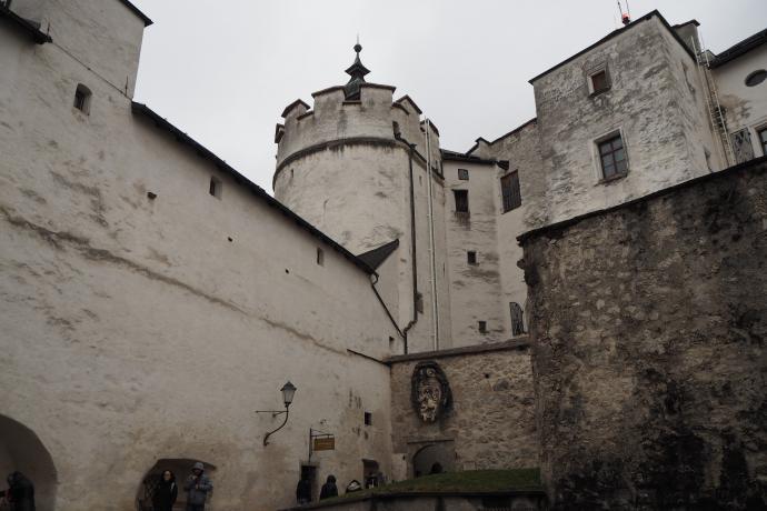 Salzburska twierdza nigdy w swojej 900-letniej historii nie została zdobyta
