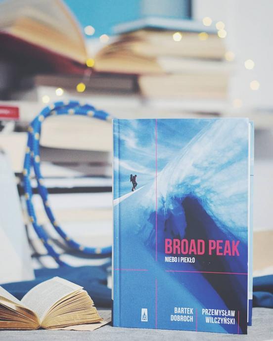 Książka Broad Peak. Niebo i piekło