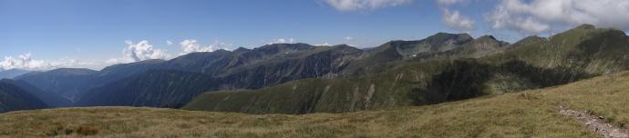 Panorama Fogaraszy