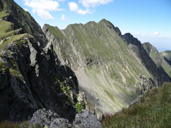 W Górach Fogaraskich
