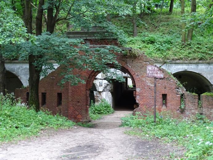 Fort nr. I Salis Soglio
