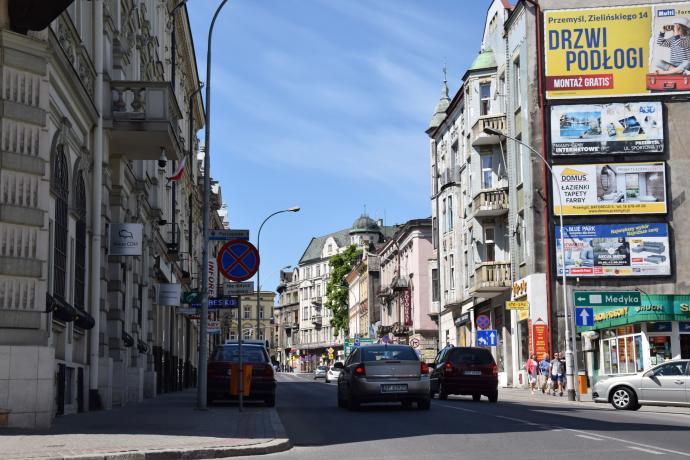 Ulica Mickiewicza