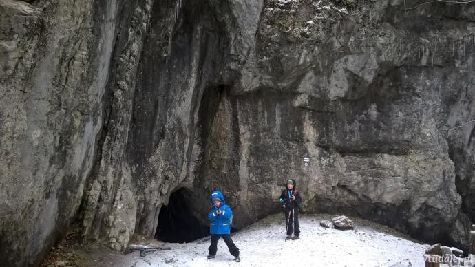 Wylot Jaskini Dziura