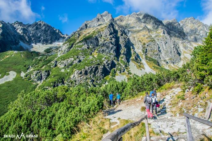 Wczesna jesień w Tatrach jest moim zdaniem najpiękniejsza.