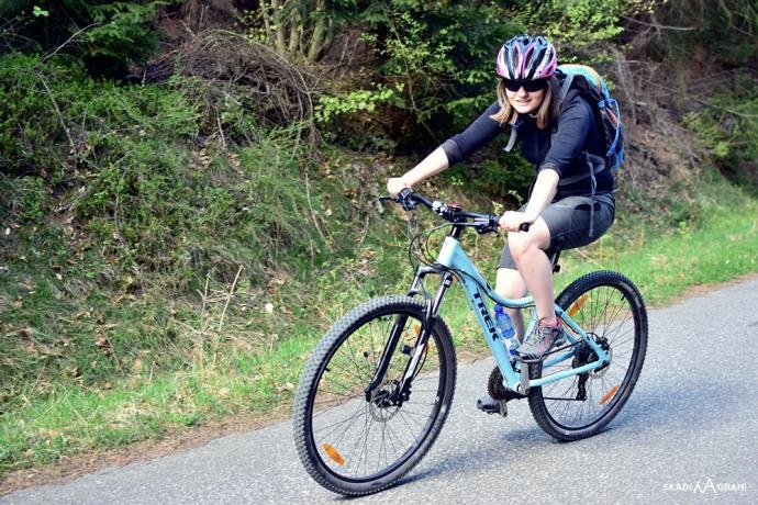 Wczesna wiosna. Gdy jest już w miarę sucho i jest powyżej 10 stopni śmiało już można myśleć o rowerze.