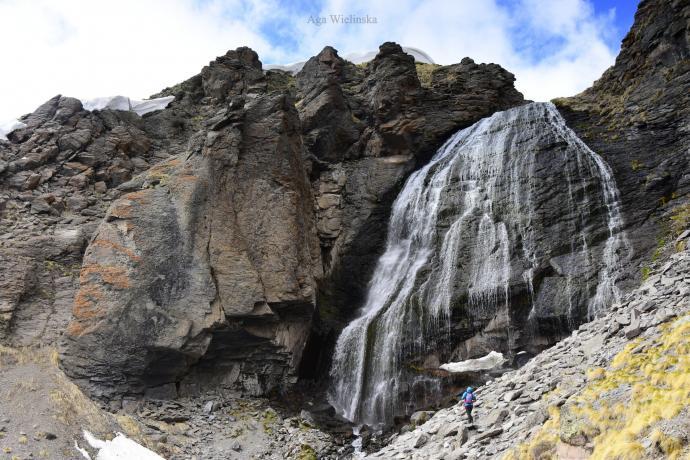 Wodospad Devichie Kosy.
