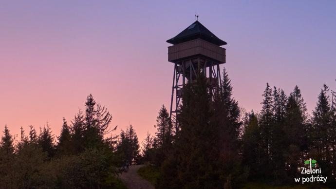 Wieża na Lubaniu