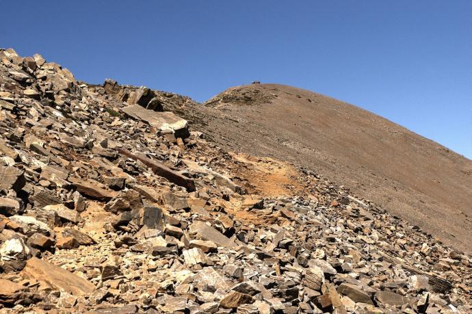 Szlak na szczyt