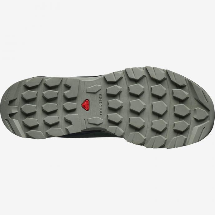Buty damskie VAYA GTX posiadają podeszwę Contagrip