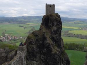 Zamek Trosky