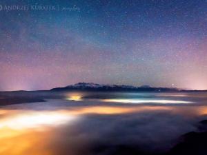 Tatry i mgły